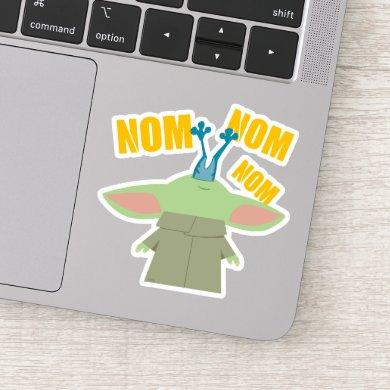 The Child | Nom Nom Nom Sticker