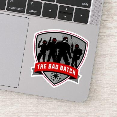 The Clone Wars | Bad Batch Emblem Sticker
