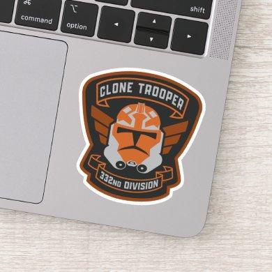 The Clone Wars | Clone Trooper Emblem Sticker