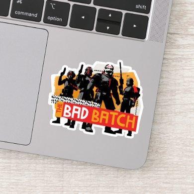 The Clone Wars | The Bad Batch Sticker