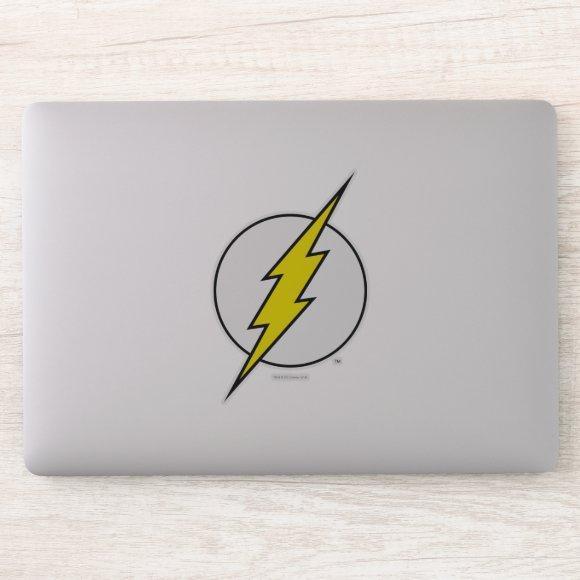 The Flash   Lightning Bolt Sticker