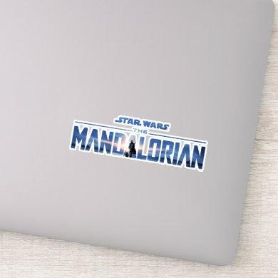 The Mandalorian Season 2 Logo Sticker