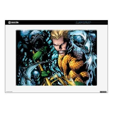 The New 52 - Aquaman #1 Laptop Decal
