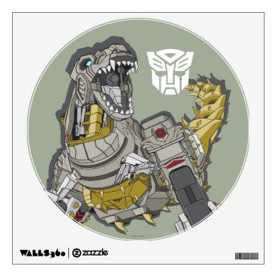 Transformers | Grimlock Roaring Pose Wall Decal