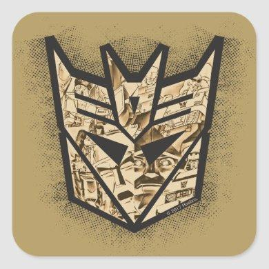 Transformers | Reveal the Shield Square Sticker