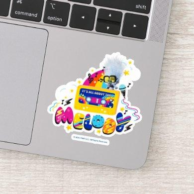 Trolls World Tour | It's All About The Melody Sticker