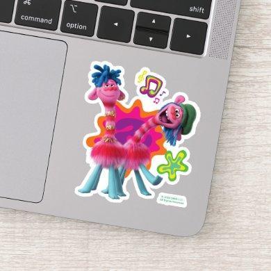 Trolls World Tour | Prince D & Cooper Sticker