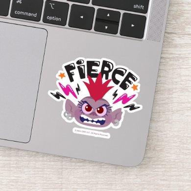 Trolls World Tour | Queen Barb Fierce Emoji Sticker