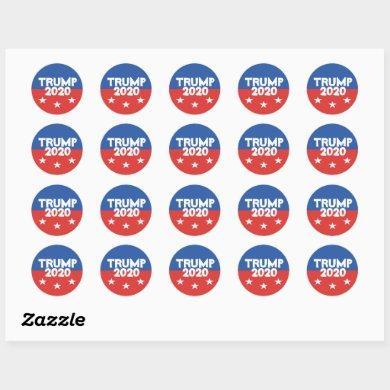 TRUMP 2020 Stickers