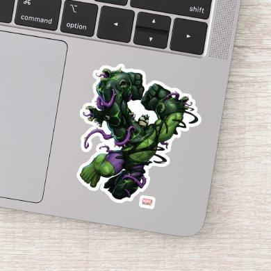 Venomized Hulk Sticker
