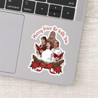Vintage Star Wars Rebel Choir Sticker