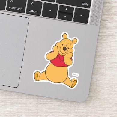 Winnie the Pooh 12 Sticker