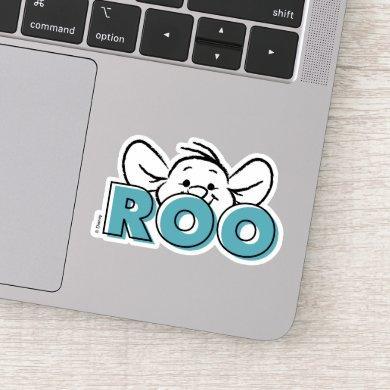 Winnie the Pooh   Roo Peek-A-Boo Sticker