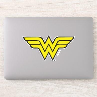 Wonder Woman | Classic Logo Sticker
