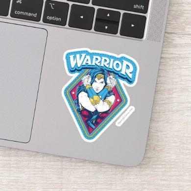 Wonder Woman Warrior Graphic Sticker