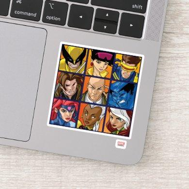 X-Men | Group Profile Grid Sticker