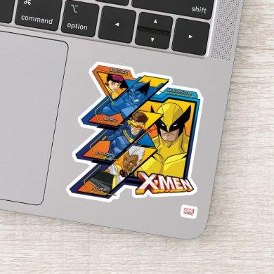 X-Men | Hi-Tech Team Badge Sticker