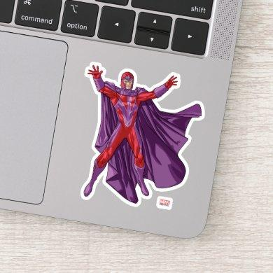 X-Men | Magneto Levitating In The Air Sticker